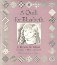 book a quilt for elizabeth
