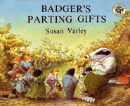 book badgers gift