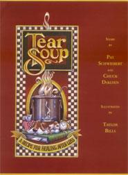 book tea soup